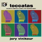 Toccatas: Modern American Music for Harpsichord
