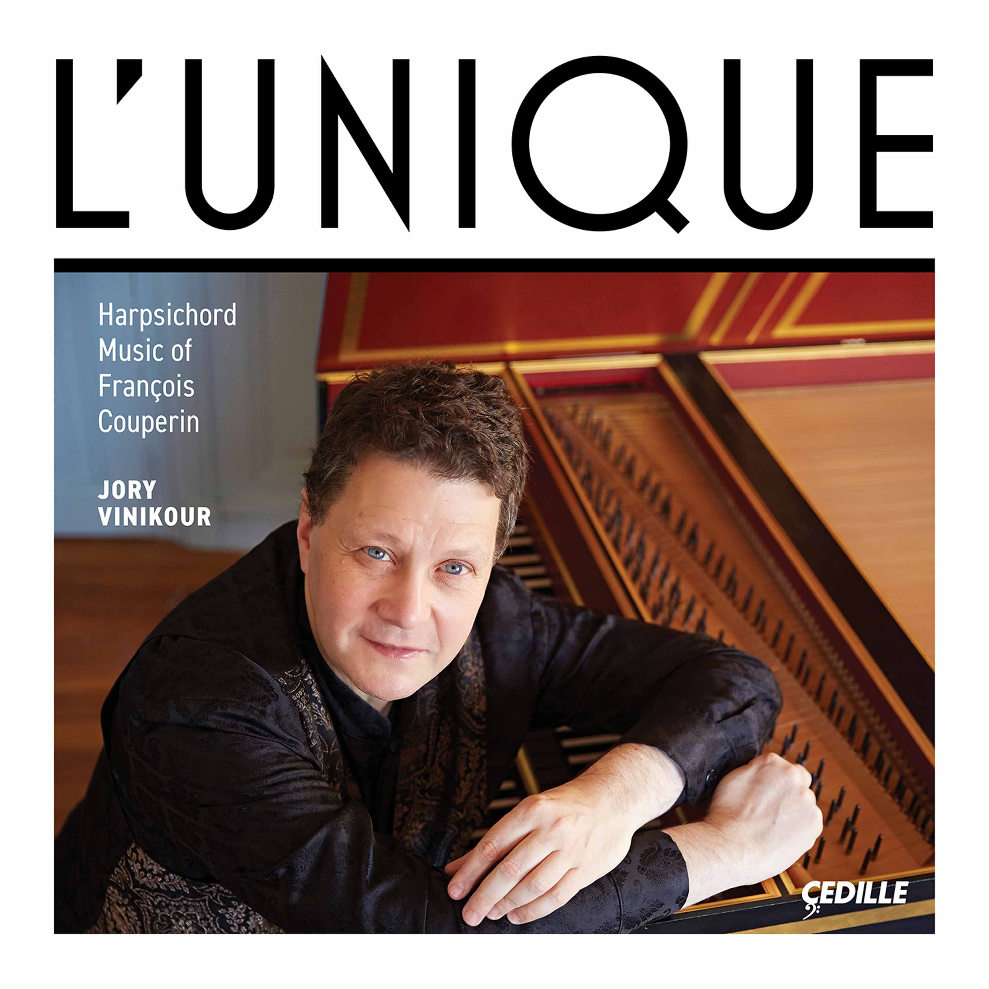 L'UNIQUE - Harpsichord Music of François Couperin